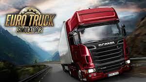 تحميل لعبة euro truck simulator 2 كاملة برابط واحد مجانا