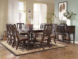 Ashley Furniture Kitchen Table Ashley Furniture Dining Chairs Ashley D650 Coralayne Upholstered