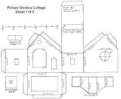 House Template To Print Trituradora Co