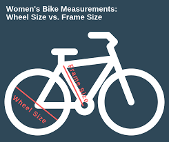 Bicycle Frame Size Chart Hybrid 3 Simple Steps To Understanding Womens Bike Sizing Femme