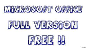 Download And Install Microsoft Office 2013 Free Full Version