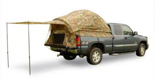 Truck Camping - Napier Truck Bed Tent | Tundra Headquarters Blog