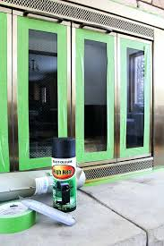 sheen painting brass fireplace brass fireplace doors fireplace spray paint talk me out of painting my