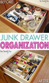 Organizing Drawers Classy Junk Drawer Organization In 60 Two Twenty One Projects