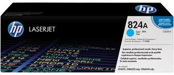 <b>Тонер</b>-<b>картридж HP 824A</b> (cyan), 21000 стр. <b>CB381A</b> купить в ...