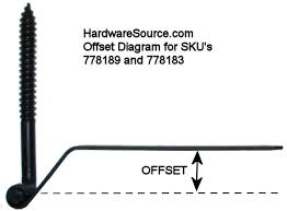 exterior shutter hinges offset. click here to view \ exterior shutter hinges offset