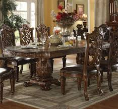 vendome traditional formal dining table traditional formal dining room a80 dining