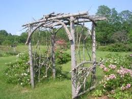 Small Picture Best Ideas About Rustic Garden Arbor rustic pergola Garden