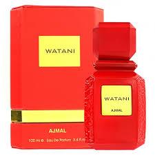 Buy <b>Ajmal Watani Ahmar</b> For Unisex EDP 100 ml | توصيل Taw9eel ...