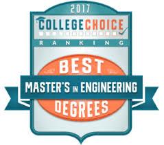 50 Best Master's in Engineering