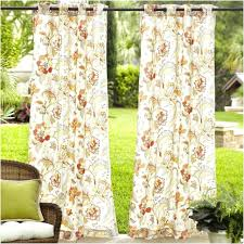 Coral Patterned Curtains New Decorating Design