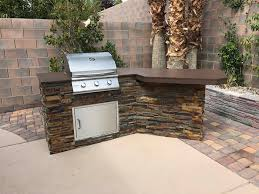 custom outdoor kitchen by bbq concepts of las vegas nevada