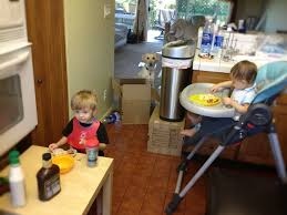 Eating Table Feeding Kids At Dining Room Table Over Carpet San Diego Moms Blog