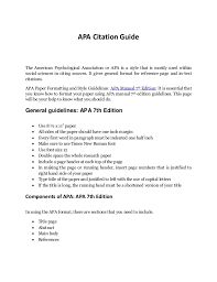 Paper Formats Apa Complete Guide To Apa Format Example To Remember