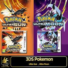 qoo10 new 3ds pokemon ultr puter