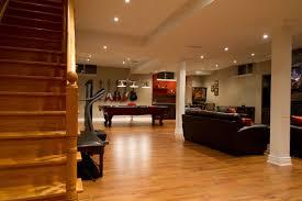 lighting ideas for basements. Diy Basement Design Ideas. Basement:Wooden Flooring Options Tim Wohlforth Blog Ideas Lighting For Basements