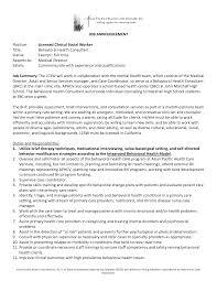 Caseworker Resume Nyc Sales Worker Lewesmr