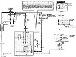 ford alternator wiring diagram internal regulator ~circuit diagram this diagram shows how to wire a delco