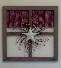 Tobacco stick window :: Extremely easy to make.