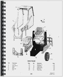 610 bobcat parts list lovely elgin wiring schematic engine 610 bobcat parts list inspirational bobcat m 610 skid steer loader parts manual of 610 bobcat