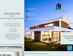 tri fold windows home millennium windows doors