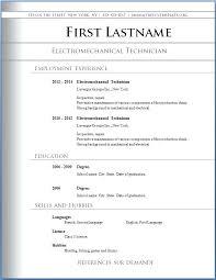 Resume Formats Free Amazing Resume Format Free Download Trenutno