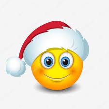 Cute Santa Claus emoticon — Stock Vector © I.Petrovic #118511330