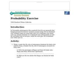Genotype Lesson Plans & Worksheets | Lesson Planet