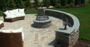 building an outdoor fireplace in your backyard