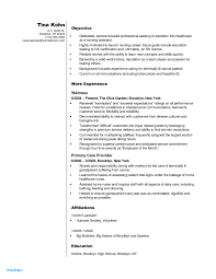 Certified Nursing Assistant Resume Objective Examples Resume