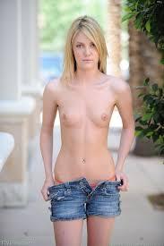 Riley FTV Stripping on the street Hot Girls Naked Models.
