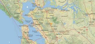 Magnitude 3 0 Earthquake Strikes Near Danville Ca Sfgate