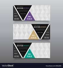 Triangle Banner Triangle Banner Design Templates Web Banner