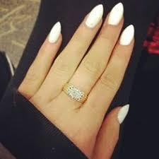 white almond nails white almond nails acrylic nails almond cly white nails