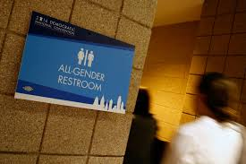 A Report From The AllGender Bathroom At The DNC - Restroom or bathroom