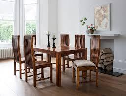 mandir sheesham dining table