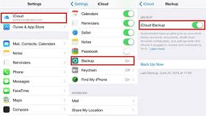How To Make A Backup For Iphone Xs Max Xs X 8 7 6 5 4 Before