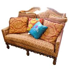 ferguson copeland furniture vintage upholstered settee by ltd ferguson copeland furniture reviews ferguson copeland furniture