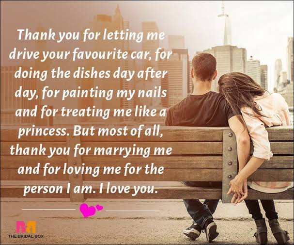 i love you messages for husband