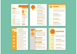 curriculum vitae layout template curriculum vitae layout templates download free vector art stock