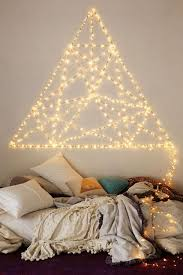 Wire Lights Bedroom Pin On Design