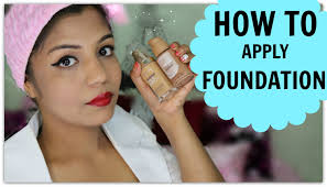 how to apply foundation indian skin tone brown um dark olive