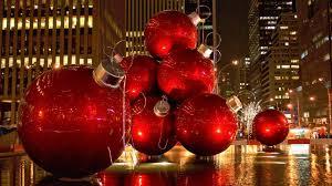 76+] New York Christmas Wallpaper on ...