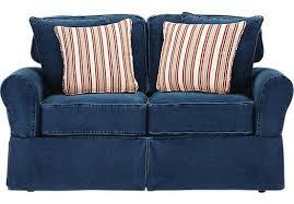 slipcover sofas and loveseats
