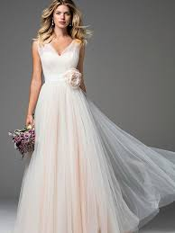 pink wedding gowns. The Prettiest Blush and Light Pink Wedding Gowns