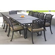 Aluminium Outdoor Dining Settings