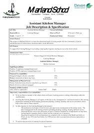 Restaurant Manager Resume Sample Monster Com Assistant Ki Sevte