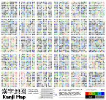 Kanji Alphabet Chart Kanji Wikipedia