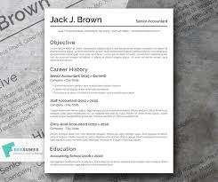 Resume Templaye Free Basic Resume Template The Conservative Freesumes