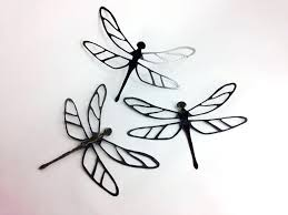 metal dragonfly wall decor wonderful art designs mesmerizing design hanging outdoor good luck me